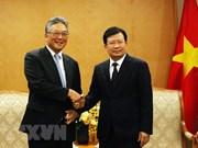Destaca Vicepremier de Vietnam contribución de empresas japonesas a la economía de su país