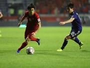 Choque Vietnam-Japón en Copa Asiática 2019: David pierde ante el gigante Goliat