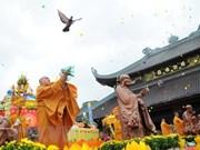 Vietnam se prepara para el Día de Vesak de las Naciones Unidas en 2019