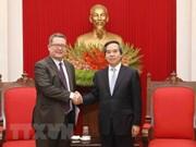 Estados Unidos, socio comercial de primera categoría de Vietnam
