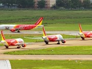 Ingresa aerolínea vietnamita Vietjet Air dos mil 260 millones de dólares en 2018