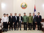 Facilitará Laos inversión vietnamita en agricultura