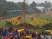 Reviven en Hanoi tradiciones del Año Nuevo Lunar