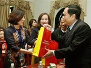 FPV continúa forjando vínculos entre vietnamitas en ultramar y la patria