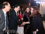 Otorga Vietnam importancia a la diplomacia de pueblo a pueblo, afirma su vicepremier