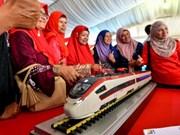 Malasia cancela proyecto ferroviario de China