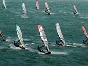 Concluye en provincia vietnamita XX Torneo internacional de windsurf