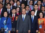 Recibe Premier a viet kieu en ocasión del Nuevo Año Lunar