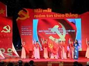 Conmemoran en Vietnam 89 aniversario de Fundación del Partido Comunista