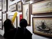 Exposición en Hanoi resalta valores de materiales tradicionales