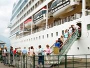 Llegaron a Thua Thien Hue primeros turistas internacionales por ruta marítima de 2019