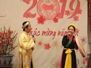 Celebran fiestas del Tet comunidades vietnamitas en diversos países
