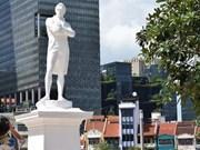 Conmemora Singapur aniversario 200 de la llegada de Thomas Stamford Raffles