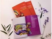 Publican el primer libro sobre las pinturas de Kim Hoang