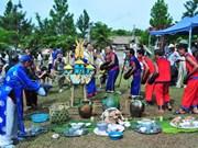 Reconocen como Patrimonio Intangible Nacional rito de Despedida a los Muertos de etnia vietnamita