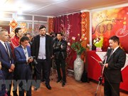Se reúnen vietnamitas en Argelia y República Checa en ocasión del Tet 2019