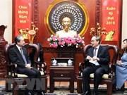 Convocan en Vietnam a asimilar experiencias de administración de ciudades chinas
