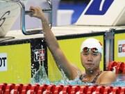 Anh Vien, el orgullo de natación de Vietnam