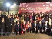 Festejan vietnamitas residentes en África el Año Nuevo Lunar