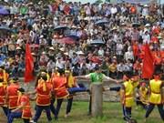 Ritos y juegos del tiro de cuerda, patrimonio cultural inmaterial de Vietnam