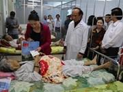 Presidenta parlamentaria de Vietnam visita provincia sureña de Tien Giang en ocasión del Tet