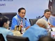Miles candidatos registran a elecciones generales en Tailandia