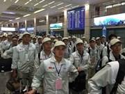 Vietnam planea enviar a 120 mil trabajadores al extranjero en 2019