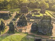 Santuario de My Son, patrimonio mundial en provincia de Quang Nam