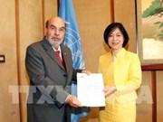 Director general de FAO elogia los logros de desarrollo de Vietnam