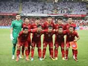 Vietnam figura entre los 99 mejores equipos de fútbol en ranking mundial de FIFA