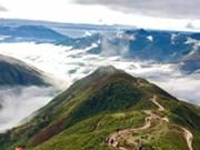 Ta Xua, tierra helada y nublada del norte de Vietnam
