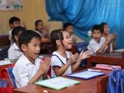 Notables resultados de Vietnam en erradicar el analfabetismo y universalizar la educación