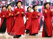 El canto Xoan de la provincia de Phu Tho de Vietnam