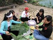 Impacta a  visitantes riqueza cultural de la etnia Muong en provincia vietnamita Hoa Binh