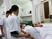 Hospitales vietnamitas atendieron a más de 110 mil personas en días festivos del Año Nuevo Lunar