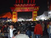 """Mercado Vieng: única feria para """"comprar"""" buena suerte en Vietnam"""