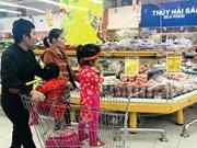 Aumentó poder adquisitivo en Ciudad Ho Chi Minh durante las vacaciones del Tet
