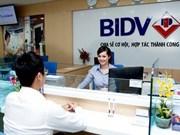Banco vietnamita BIDV entre las tres marcas con mayor cambio de valor en el mundo