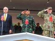Comienza en Tailandia Ejercicio Militar Multinacional Cobra Gold