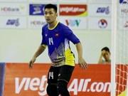 Equipo de fútbol sala de Vietnam entrenará en España