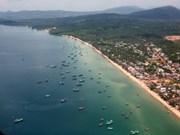 Crecen un 245 por ciento la llegada de turistas a la isla vietnamita Phu Quoc durante el Tet