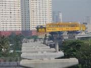 Concluirá Ciudad Ho Chi Minh construcción de su primera línea de metro en 2020