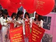 Anuncia Vietnam celebración de grandes eventos literarios