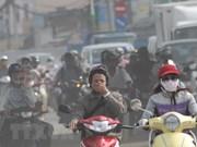 Empeora la calidad del aire en Hanoi