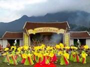 Inauguran en Vietnam una de las mayores fiestas primaverales