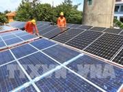 Invertirán en Vietnam más de 500 millones de dólares para energía solar