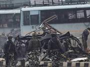Expresa Vietnam solidadridad con la India por ataque terrorista