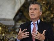 Realizará presidente de Argentina visita estatal a Vietnam