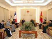 Destacan nexos entre Vietnam y Francia en defensa
