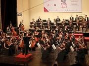 Efectuará la Orquesta Sinfónica de Vietnam concierto de apertura de la temporada 2019